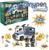Pinypon Action Van Of Special Ops (Famosa 700014784) Colour Assorted - $236.25