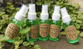 pear body spray, body mist, mist, body spray, fragrance spray, body perf... - $5.25