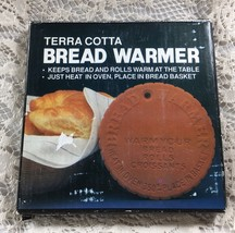 Terra Cotta Bread Warmer Natural Kiln Dried Clay Bun Warmer Kitchen Tool... - ₨287.08 INR