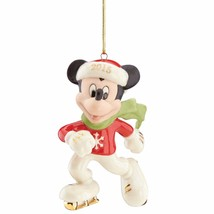 Lenox Disney 2015 Mickey Figurine Ornament Annu... - $38.00
