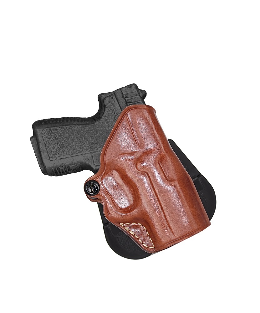 Masc Leather Paddle Owb Holster For Kahr and 50 similar items