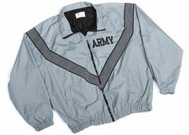 Us Army Pt Physical Fitness Ipfu Uniform Jacket Medium Long - $17.82