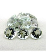 Wholesale Lot 10mm Round Cut Natural Green Amethyst Loose Calibrated Gem... - $23.08+