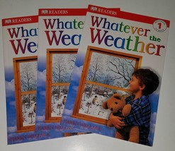 Whatever the Weather 3 PBK Book Lot Duplicates Teacher Classroom Karen W... - $9.70