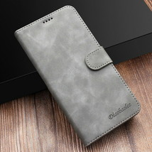k25) Leather Wallet flip Magnetic back cover cover For Samsung Galaxy model - $58.86