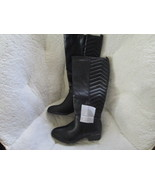 Via Pinky Collection Black Boots Maya-85 Size 10 Brand New - $25.00