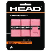 HEAD Extremesoft Pickleball Paddle Overgrip - Tacky Paddle Grip Tape - Pink - $11.95