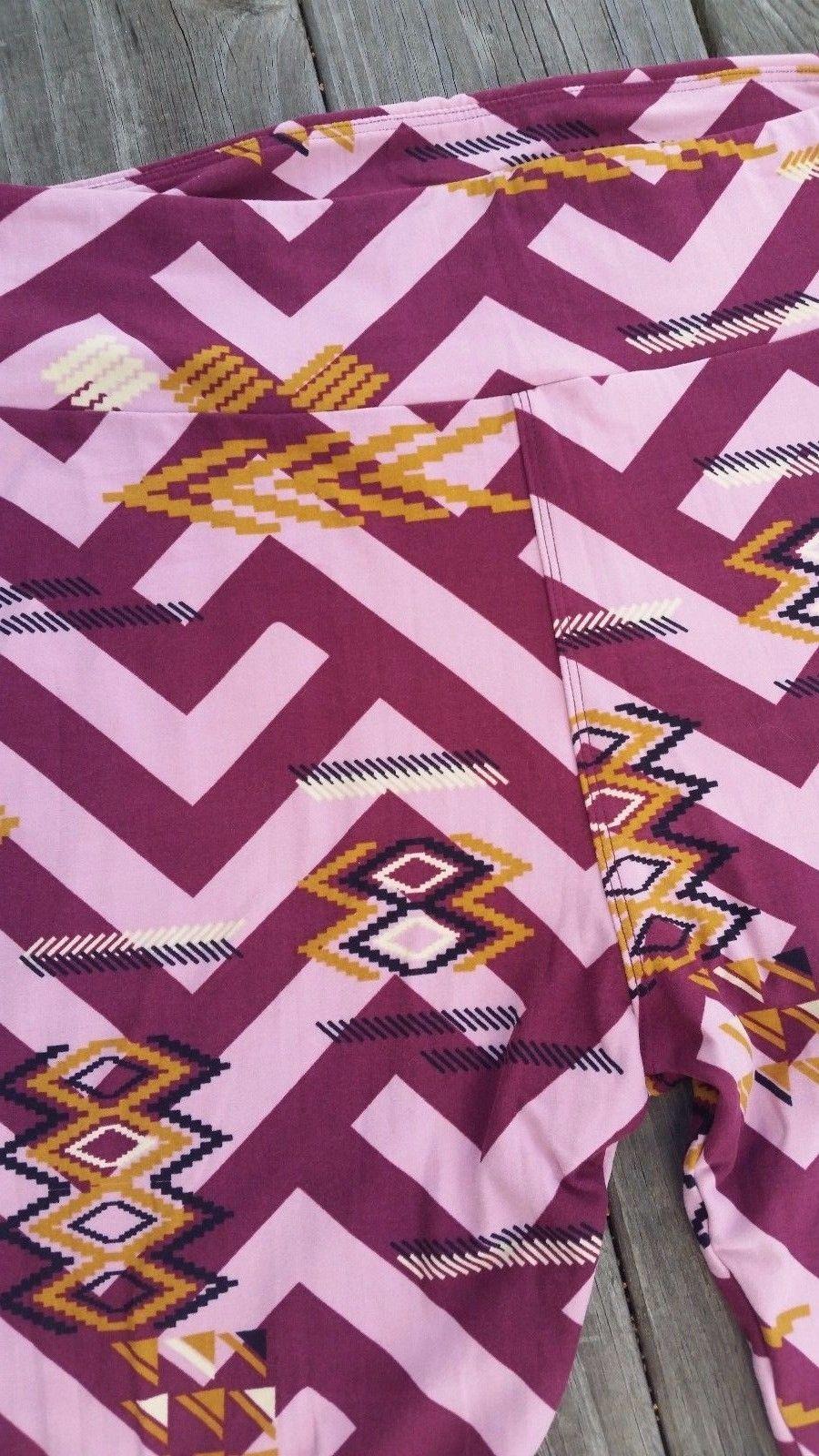 28395cd67f641b Lularoe TC Tall and Curvy Pink Burgandy and 50 similar items