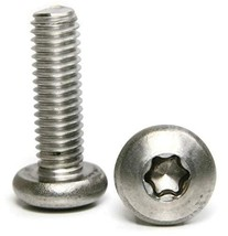 Stainless Steel Torx Pan Head Machine Screw 5/16-18 x 1'' Packedge Quant... - $75.31