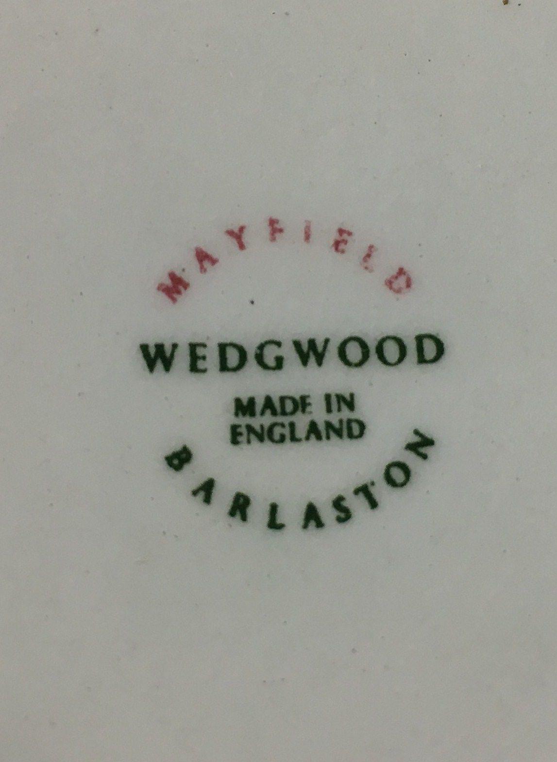 Wedgwood Mayfield Ruby Sugar bowl image 2