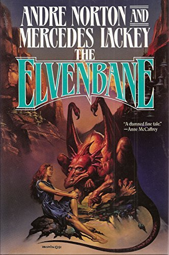 Primary image for The Elvenbane: Halfblood Chronicles book 1 Mercedes Lackey and Andre Norton