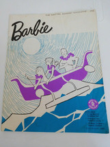 "1964 ""The Mattel Barbie Magazine"" July-August - $20.00"