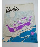 "1964 ""The Mattel Barbie Magazine"" July-August - $20.00"