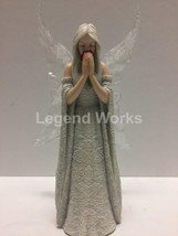 Only Love Remains by Anne Stokes Statue Sculpture Figurine home decor co... - $74.25