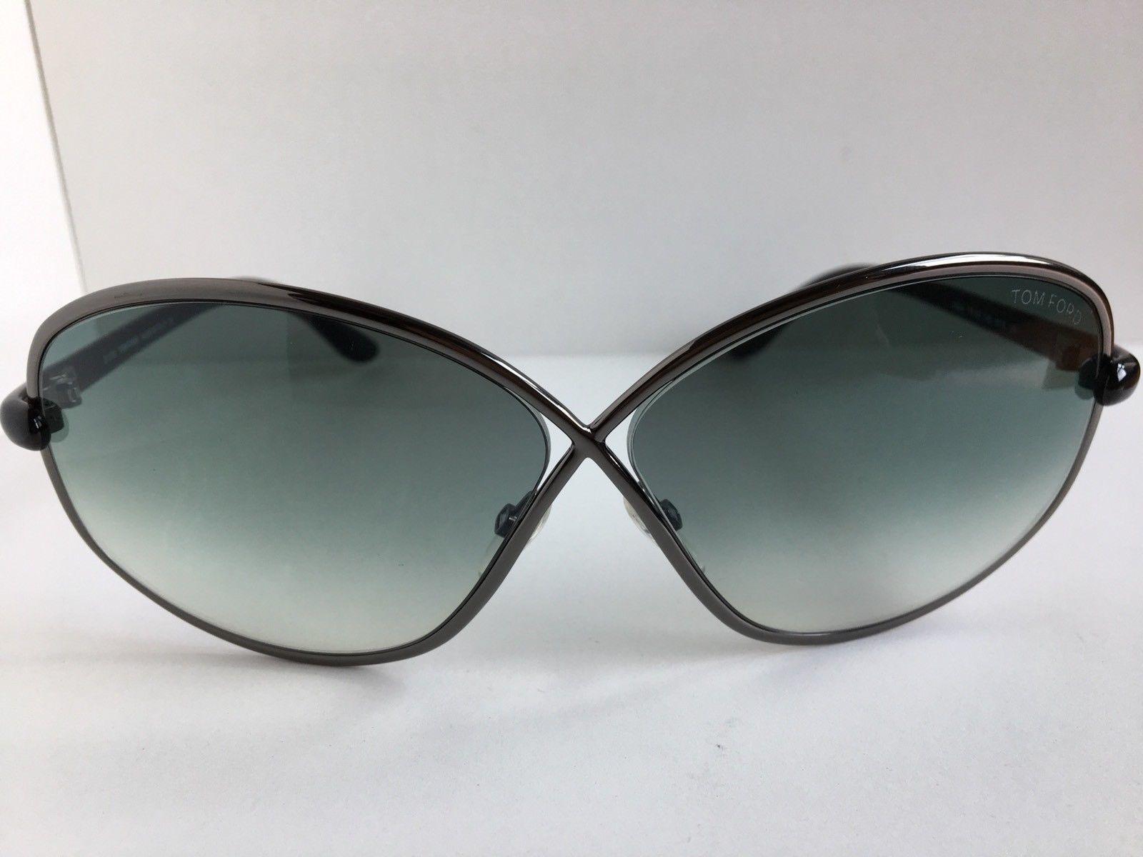bceca744ed S l1600. S l1600. Previous. Tom Ford Brigitte TF 160 08B 65mm Gray  Oversized Women s Sunglasses T1