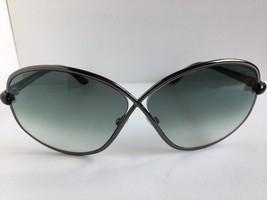 Tom Ford Brigitte TF 160 08B 65mm Gray Oversized Women's Sunglasses T1 - $119.99