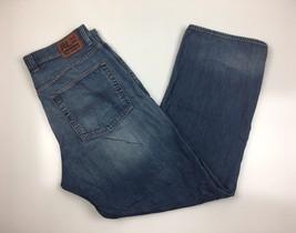 Ralph Lauren  Men's Jeans Brixton Loose Fit  Straight Leg Zip Fly Sz 34x3O - $24.98