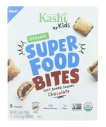 Kashi Superfood Bite Chocolate  (Pack of 5,  5.6 oz. Box) - $9.89