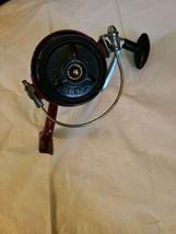 Vintage Olympic 520 Ambidextrous spinning reel. Japan image 5