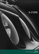 2003 Jaguar S-TYPE deluxe sales brochure catalog US 03 3.0 4.2 R V8 - $12.00