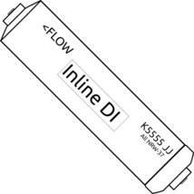K5555 JJ Omnipure Inline mixed bed DI resin filter RO/DI - $34.99