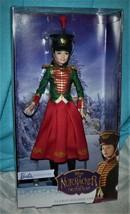 Barbie Nutcracker and the Four Realms Disney Clara's Soldier Uniform Sig... - $25.40