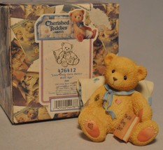 Cherished Teddies - Joe - 476412 - Love Only Gets Better With Age - $11.18