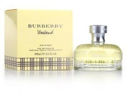 BURBERRY Weekend Women EDP Spray 3.3 fl oz il New Sealed PICK UP ONLY TW... - $35.00