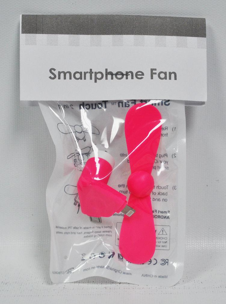 Smartphone Fan Pink - $15.75