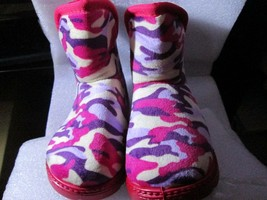 Toddler girls warm Antiskid Breathable Casual Snow Boot size 7 Brand New - $15.50