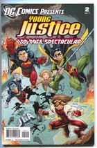 DC Comics Presents Young Justice 100 Page Spectacular 2 2011 NM - $7.42