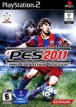 Pro Evolution Soccer 2011 - PlayStation 2  - $38.99