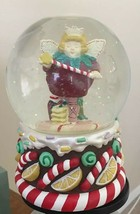 Vintage Dept 56 Snowglobe These are a Few of My Favorite Things Angel St... - $39.99