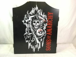 Rare Sons of Anarchy Dart Board Game Bar Man Cave image 1