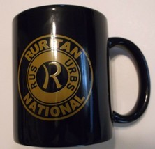 RURITAN National Thank You Coffee Mug Cup~BLUE~11 Ounce~Collectible~Ship... - $9.57