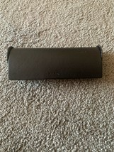 Prada Hard Black Glasses Case W/Spring Closure Case Only - $14.03