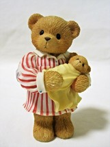 Cherished Teddies LELA Nightingale Membears Only Figurine CT981 IOB - $12.00