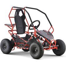 MotoTec Maverick Go Kart 36v 500w 12ah Battery Selectable Speeds 20 MPH Max image 7
