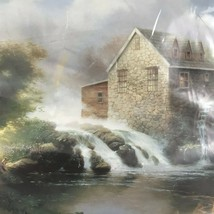 Thomas Kinkade Blessings of Summer 100 Piece Jigsaw Puzzle 2N - $6.89