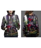 Michael Jackson God Of Pop Women's Zipper Hoodie - $49.80+
