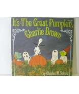 Charlie Brown Great Pumpkin paperback book by Charles Schulz 1967 - $15.39