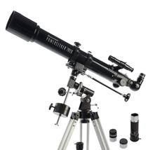 Celestron Telescope Reflector Refractor W Tripod Astronomical Star Viewe... - $119.07