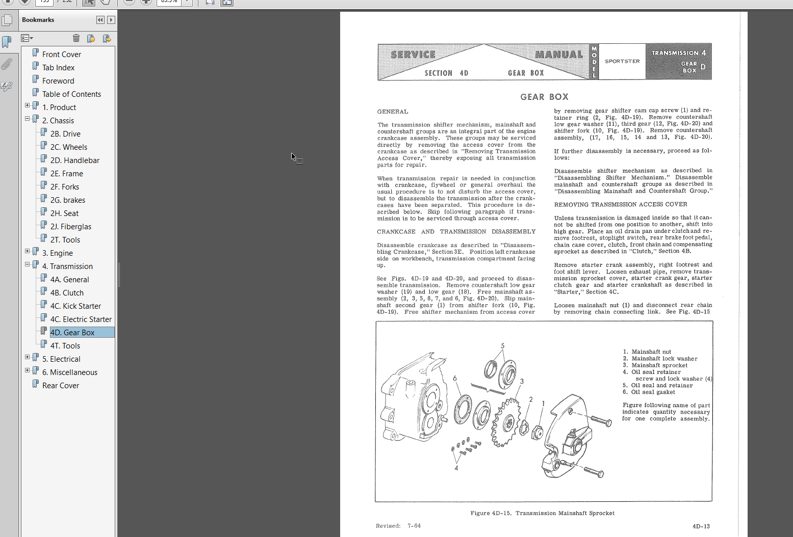 Harley davidson sportster service manual and 50 similar items harley davidson sportster service manual 1969 to 1959 99484 69 pdf cd fandeluxe Images