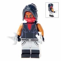 Elektra Natchios The Defenders Minifigures Toy Custom Minifig Super Heroes - $3.79