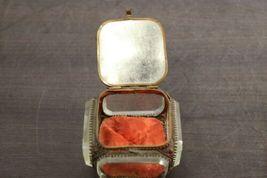 "Rare Vintage Regency 10"" Decorative Capitol Building Box Vanity Jewelry Trinket image 7"