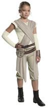 Rubies Star Wars Unimax Schicksal Rey von Jakku Deluxe Halloween Kostüm ... - $37.64
