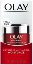 2 x Olay Regenerist Micro-Sculpting Cream 0.5 oz - 2 Total - $11.59