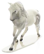 Hagen-Renaker Specialties Large Ceramic Figurine Spanish Horse on Base image 2