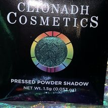 NWT NIB Clionadh Cosmetics JEWELLED MULTICHROME SINGLE PAN *ONE SHADE* CASTLE image 7