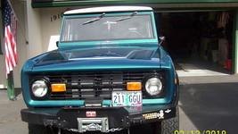 1976 Ford Bronco for sale in Medford, Oregon 97501  image 1